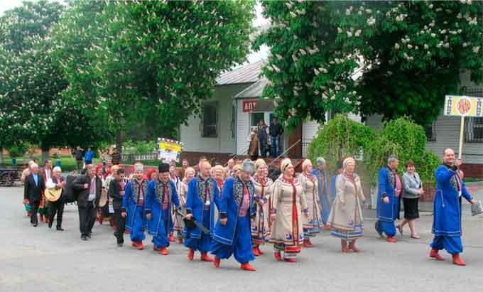 Тальнівський ансамбль «Ордана» прийняв участь у Всеукраїнському фестивалі