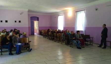 В селі Степівка відбулися сходи громадян