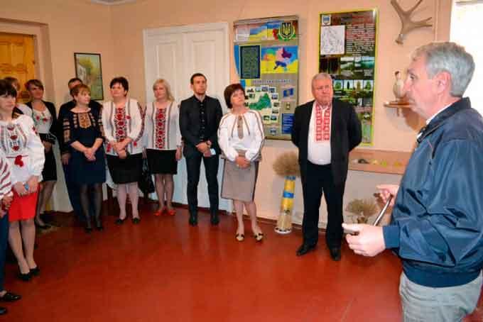 У Драбівському районному краєзнавчому музеї відбувся День відкритих дверей