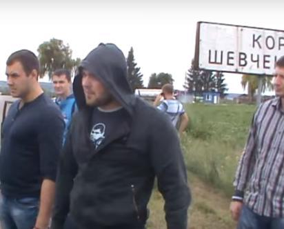 Водій кілерів розповів, як викрадали журналіста Сергієнка