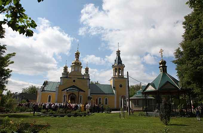У Смілі відзначили пам'ять Святителя Миколая Чудотворця