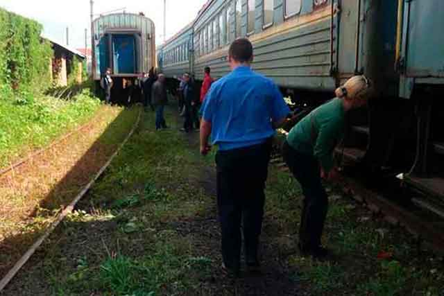 В Смілі затримали чоловіка, який викрадав з залізнодорожніх вагонів вартісне обладнання