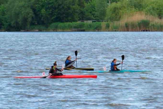 3 червня Сміла прийме змагання з веслування на байдарках і каное