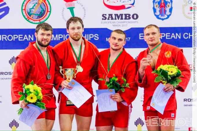 Нагороди чемпіонату Європи з самбо здобули студенти ЧНУ