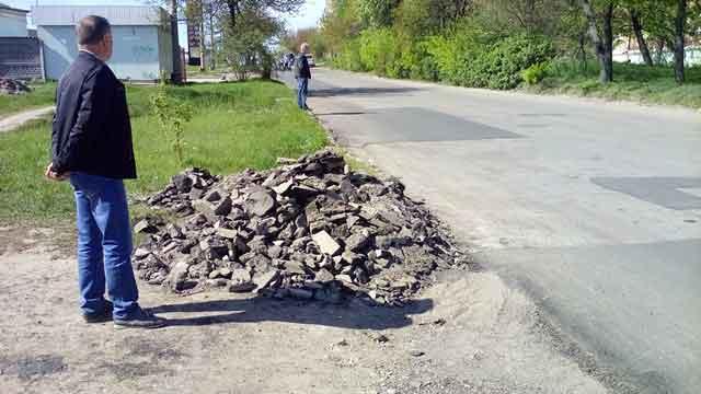 У Смілі громадські активісти критикують ремонт вулиць