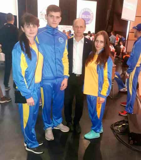 «Срібло» Кубка світу з кікбоксингу в студентів Черкаського національного