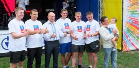 На початку літа у Черкасах відбудеться фестиваль тімбілдінгу Summer Challenge