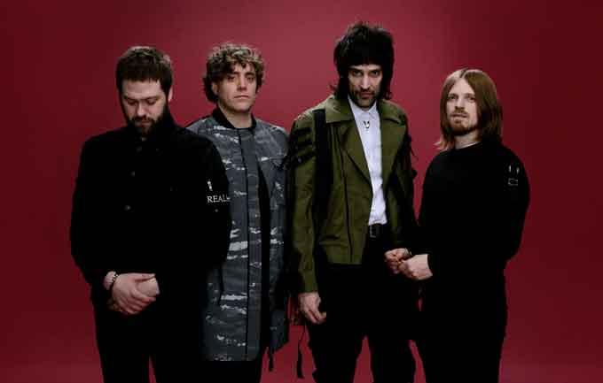 Британские рок-герои Kasabian станут еще одним хедлайнером Atlas Weekend 2017