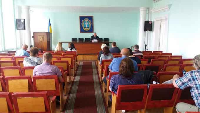Постійна комісія Жашківської райради відхилила всі земельні питання