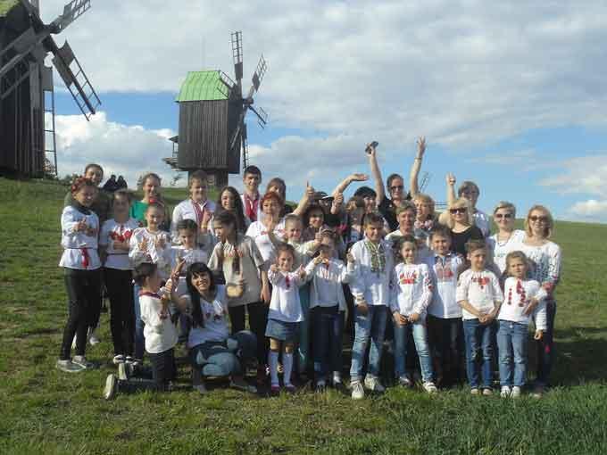 Учні уманської дитячої школи мистецтв здобули І місце на міжнародному фестивалі