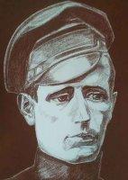 Черкаський художник створив серію портретів холодноярських отаманів