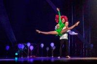 У Черкасах презентували танцювальну виставу – мюзикл «Лінії долі»