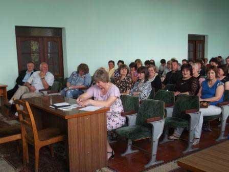 Колегія Шполянської РДА визнала незадовільною роботу виконкомів деяких сільських рад району