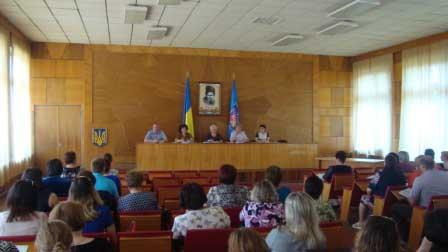 У Монастирищенському районі освітяни уклали колективну угоду