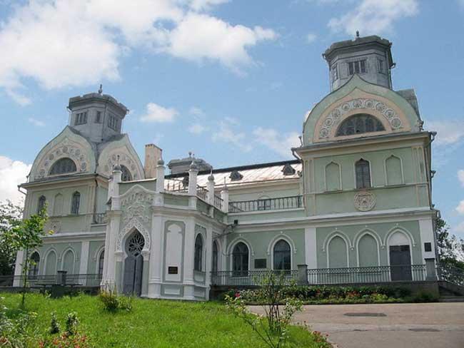 Відеорепортаж: унікальний палац-музей на Черкащині