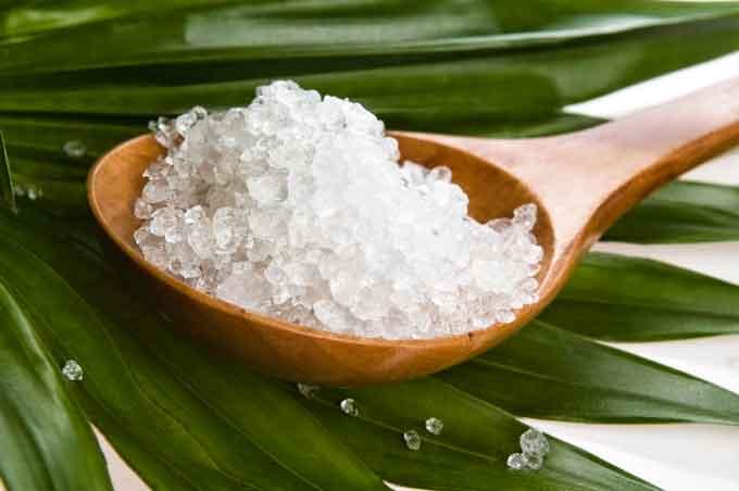 Медицина звернула увагу на черкаську сіль