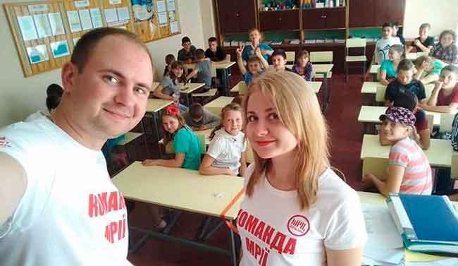 Черкаський обласний молодіжний ресурсний центр проводить серію тренінгів про права людини для школярів із сіл Черкаської області.