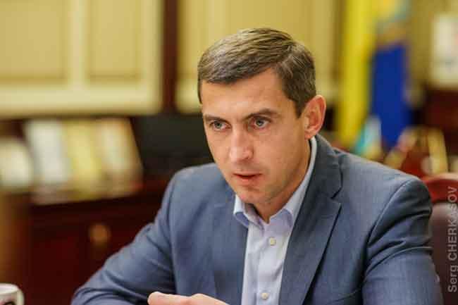 Ткаченко розповів, що буде з Черкасиобленерго