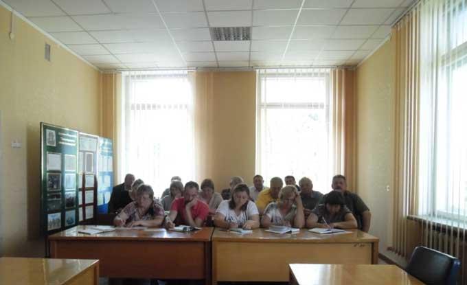 У Звенигородці проведено семінар на тему безпечного функціонування оздоровчих закладів в літній період