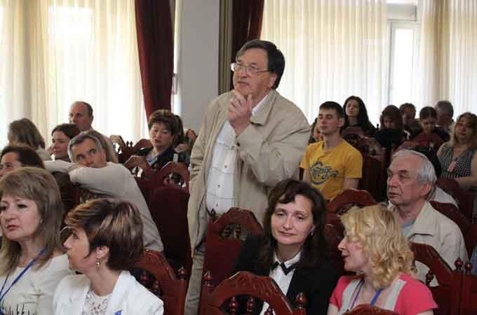 В Черкаському національному на Міжнародній науково-практичній конференції обговорили економічний розвиток