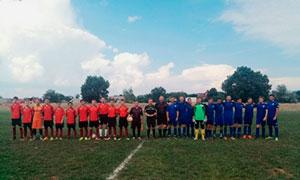Розпочався Play-off першості Черкаської області з футболу серед дитячих команд 2016-2017 років