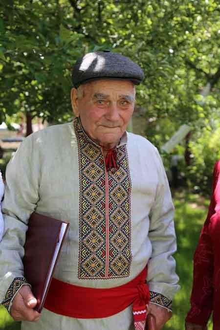 100-річний ювілей жителя Таганчі