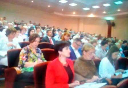 Представники обласної служби зайнятості взяли участь у Першому Національному Кар'єрному Форумі