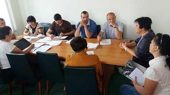 Питання фінансування ТРК «Жасмін» розглянули у Жашкові