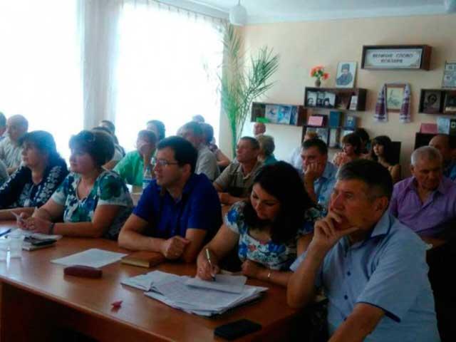 На Черкащині депутати місцевих рад підвищували кваліфікацію