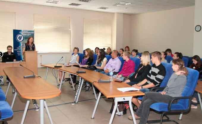 У Східноєвропейському університеті відзначили день друзів