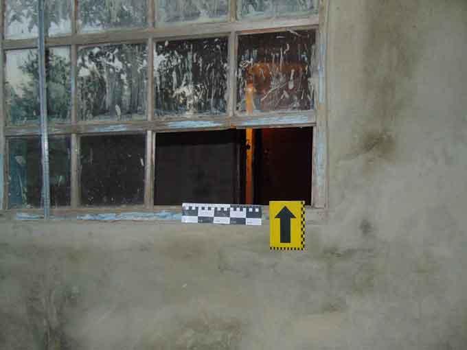 У Чорнобаї затримано чоловіка в «балаклаві», який намагався пограбувати пенсіонерку