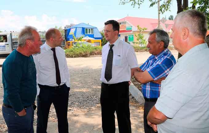 У Черкасах триває капітальний ремонт доріг