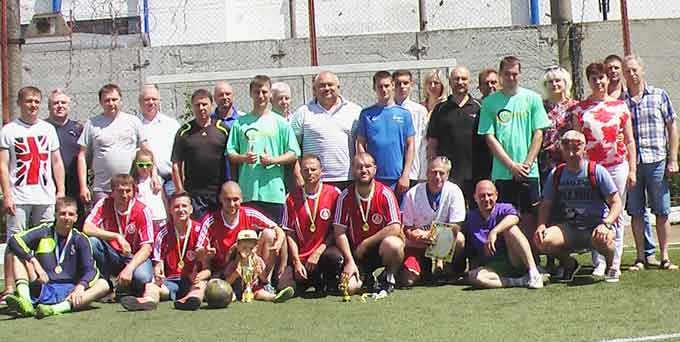 У Смілі відбувся турнір з міні-футболу