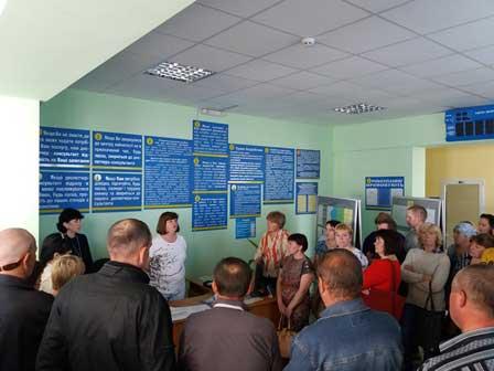 Відбувся ярмарок вакансій в Корсунь-Шевченківському районному центрі зайнятості