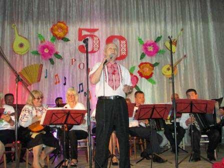 Шполянському струнному народному оркестру виповнилося п'ятдесят