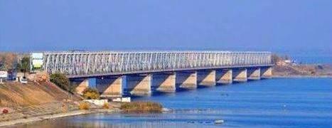На мосту через Дніпро 19 червня розпочнуться ремонтні роботи