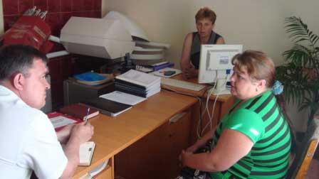 Олег Недогода провів виїзний прийом громадян у Шабастівській сільській раді