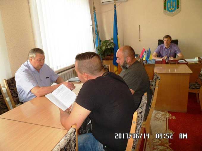 У Шполі розглянули список присяжних районного суду