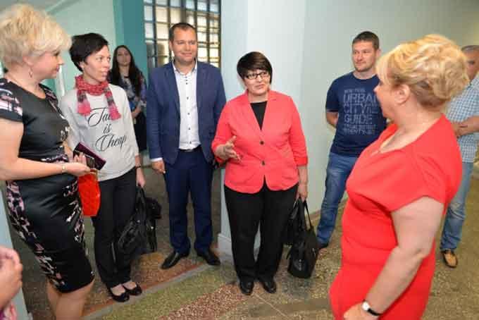 Черкаська гімназія № 9 може стати зразком нової української школи