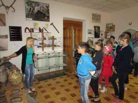 Кримківські дітлахи залюбки гостюють у Шполі