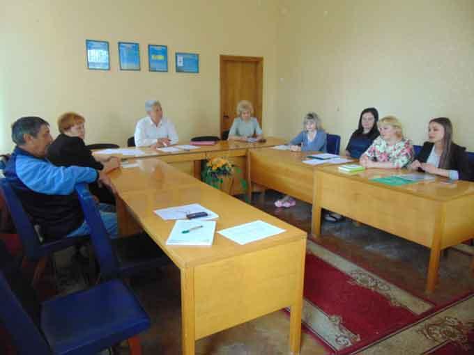 Відбулось засідання громадської ради Звенигородського району
