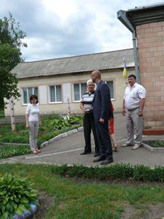 Народний депутат Сергій Рудик відвідав село Хацьки