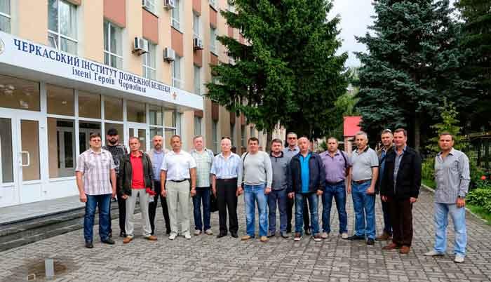 Зустріч випускників відбулася у ЧІПБ