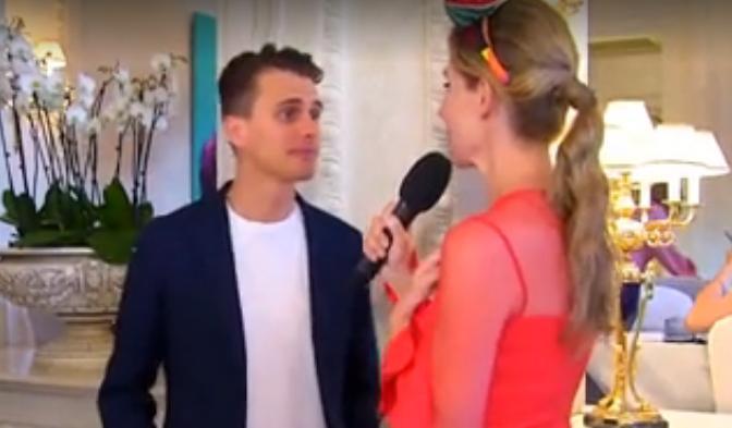 Черкащанин Скічко розповів про особливість сопілки, якою підкорював глядачів «Євробачення»