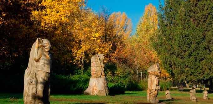 Легенди черкаських парків
