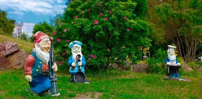 Дитячий парк в Черкасах