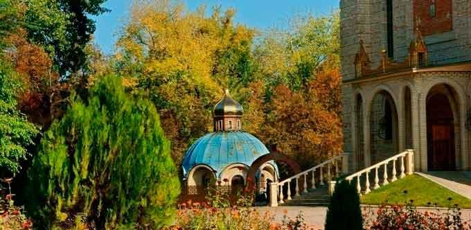 Соборний парк у Черкасах