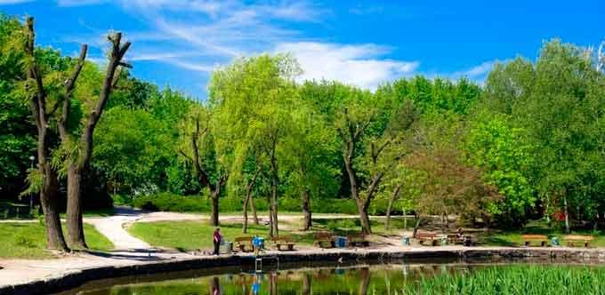 Парк 30-річчя Перемоги в Черкасах
