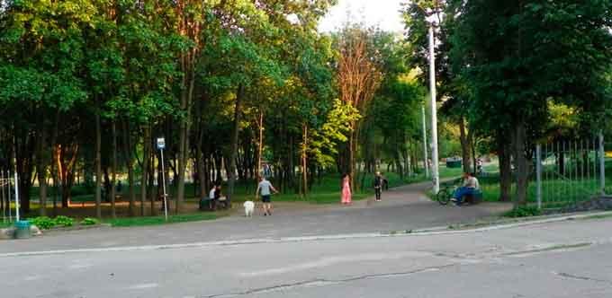 """""""Собачий парк"""" – саме так називали парк Хіміків, що розташовується в одному з найбільш віддалених мікрорайонів міста"""