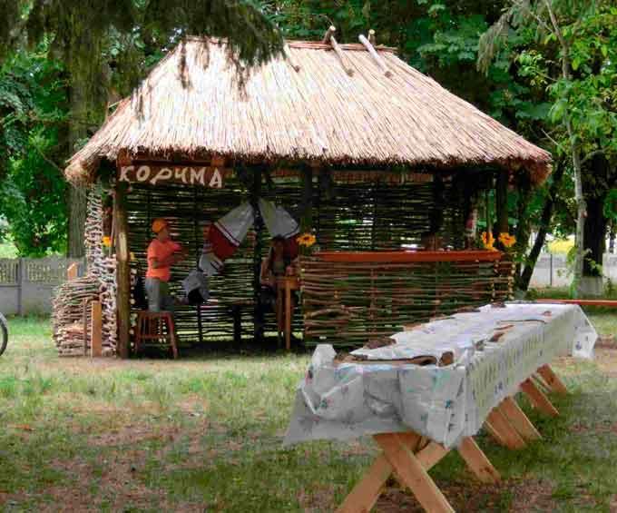 У Неморожі відсвяткували День села